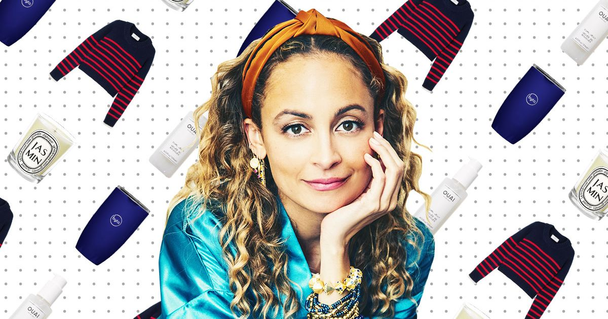 What Nicole Richie Can't Live Without