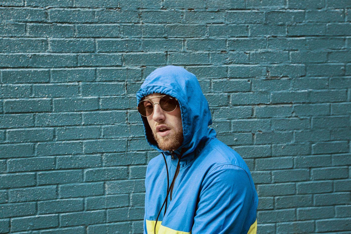Mac Miller Profile Tendencies Tshirt Legend Led Turquoise M
