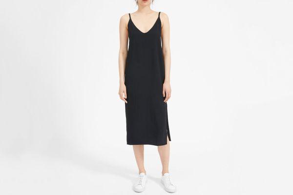Everlane Japanese GoWeave Slip Dress