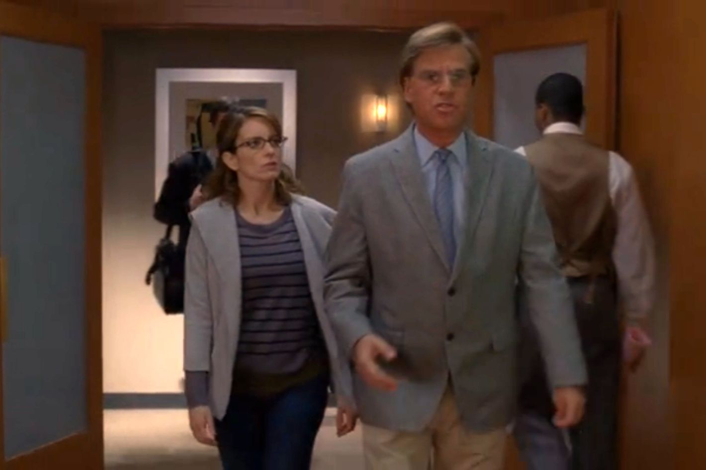 Watch Aaron Sorkin's Cameo on 30 Rock - Clickable - Vulture