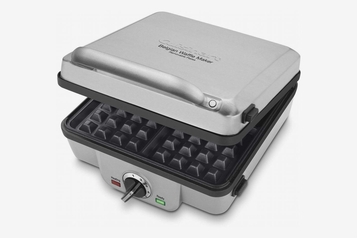 Cuisinart Belgian Waffle Maker with Pancake Plates
