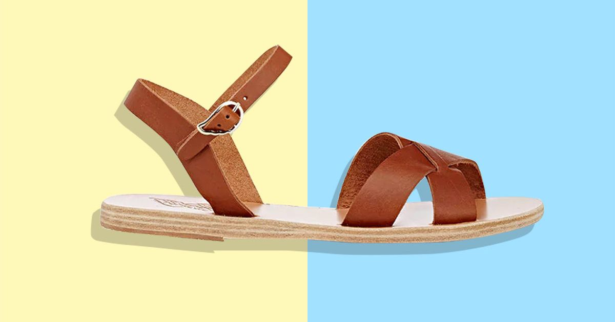 Deal of the Day: A Pair of Ancient Greek Sandals for 50 Percent Off