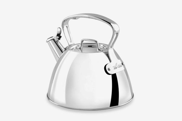 All-Clad 2-Quart Stainless Steel Tea Kettle