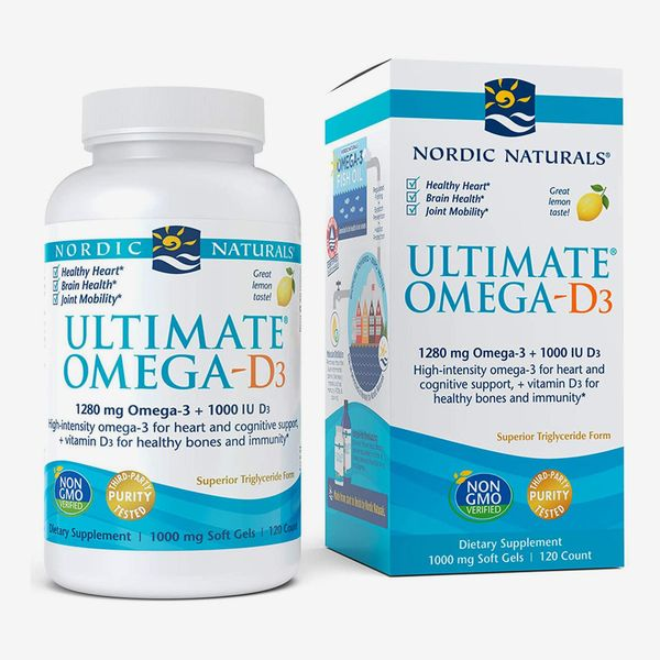 Nordic Naturals Ultimate Omega-D3 Supplement