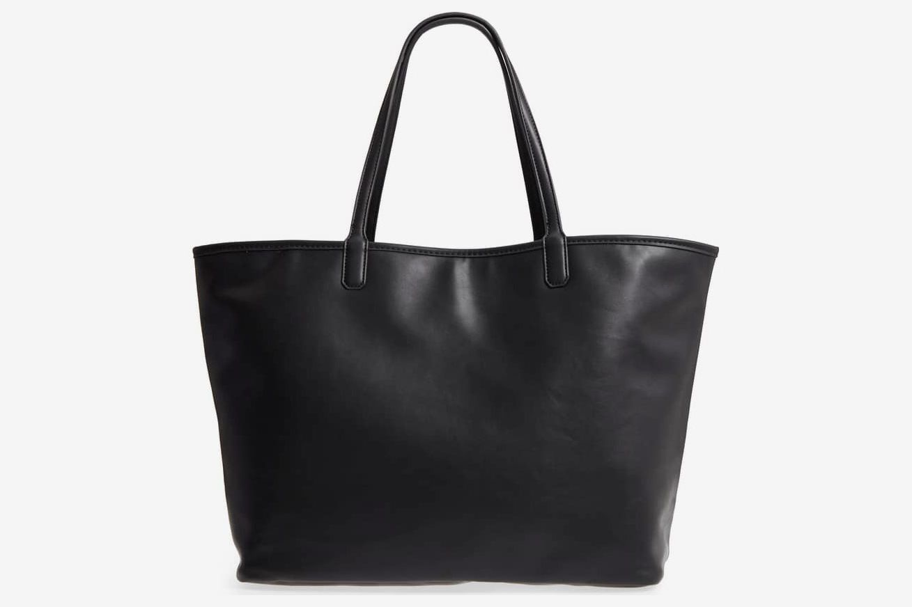 858c94a1a6 Mali and Lali Vegan Leather Reversible Tote