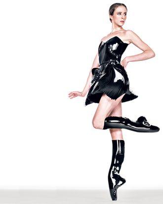 b30ecb811 Iris Van Herpen Explains Her Plastic Costumes for the New York City ...