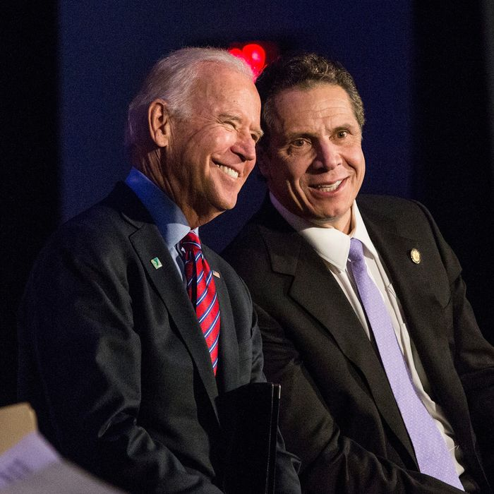No, Democrats Won't Do a Switcheroo To Dump Biden For Cuomo