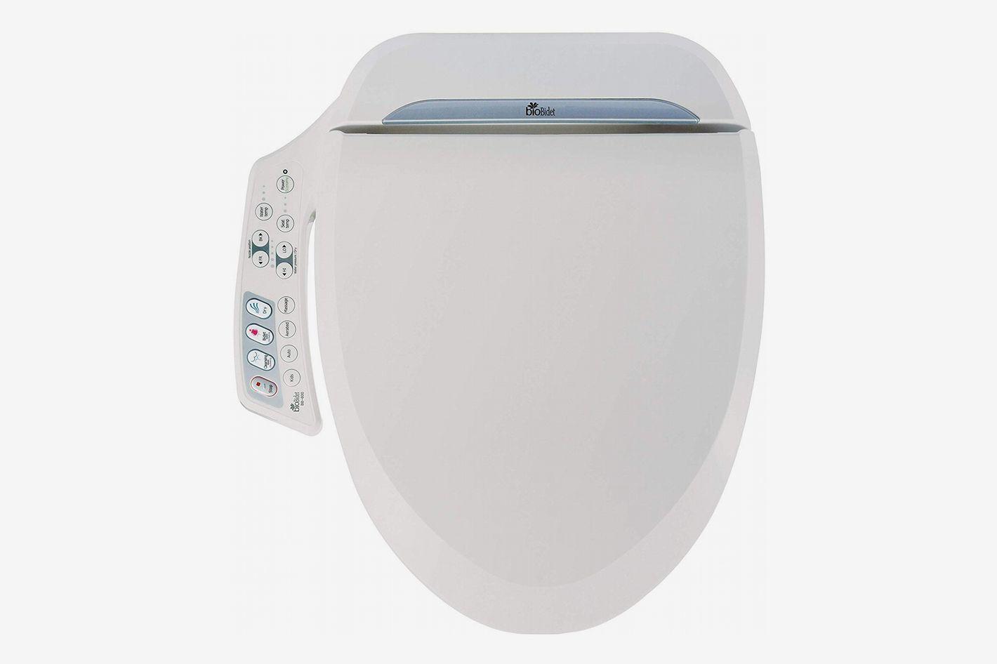 Bio Bidet Ultimate BB-600 Advanced Bidet Toilet Seat