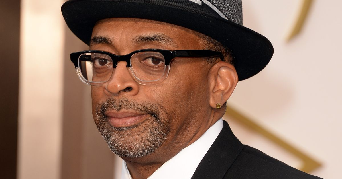 Spike Lee Led a Brooklyn Block Party in Honor of Prince
