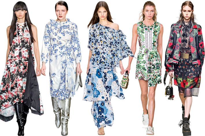 Spring S Biggest Fashion Trends 2017