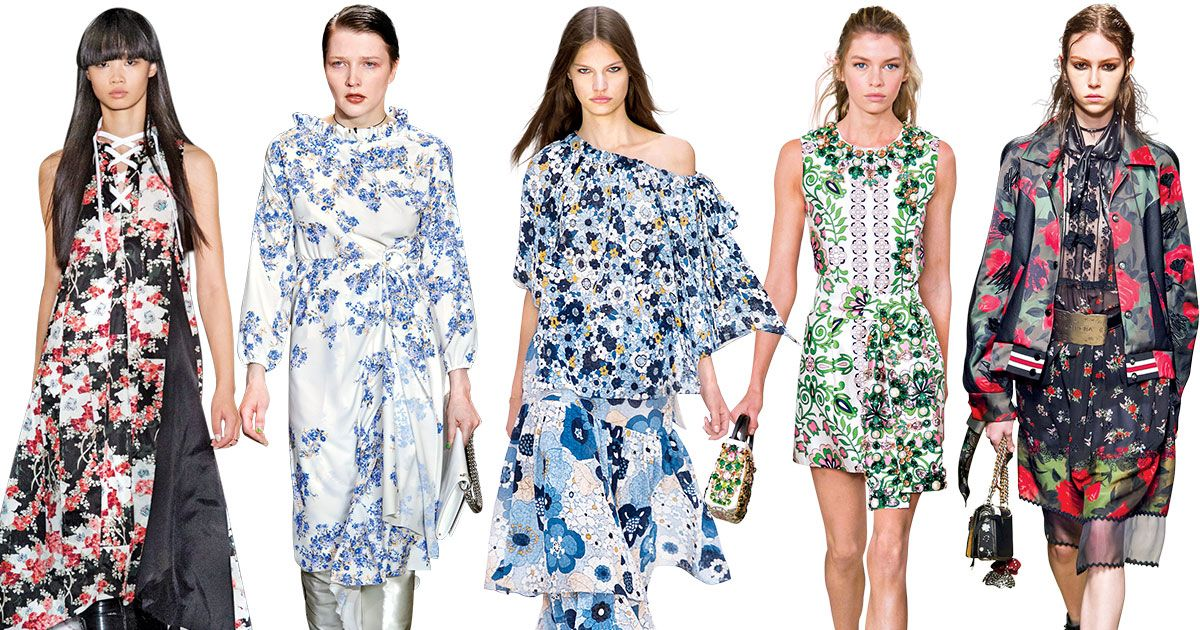 Spring's Biggest Trends Organized, Simplified, and Explained