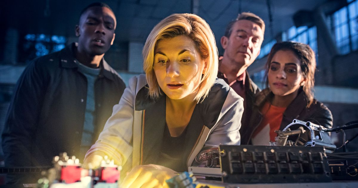 Why Doctor Who Went Back to Basics With Its New Theme Song