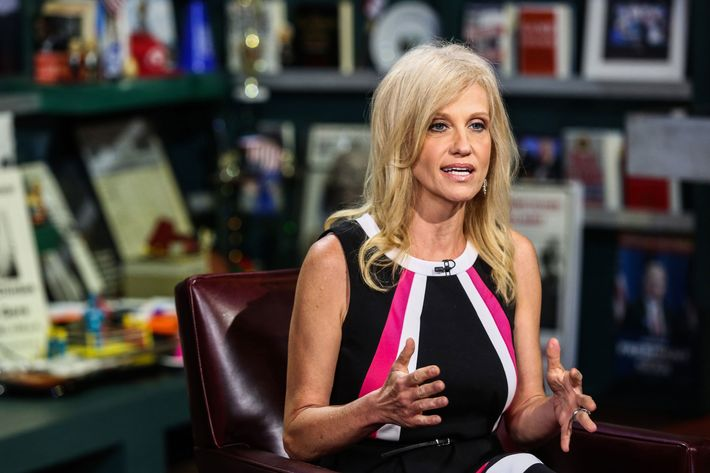 trump campaign manager slips, refers to his 'abuse' of women