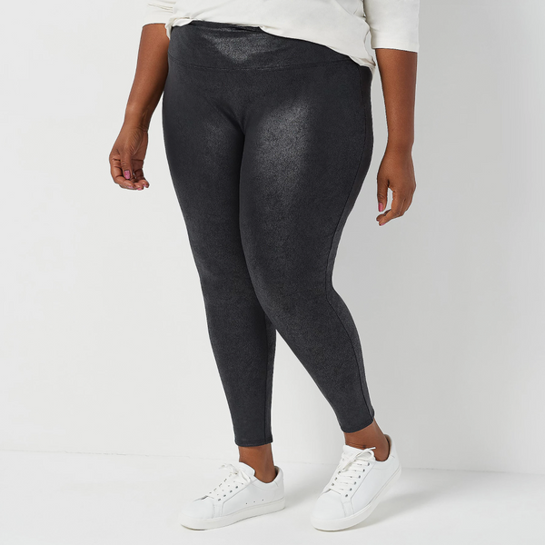 All Worthy Hunter McGrady The Ultimate Regular Faux Leather Legging