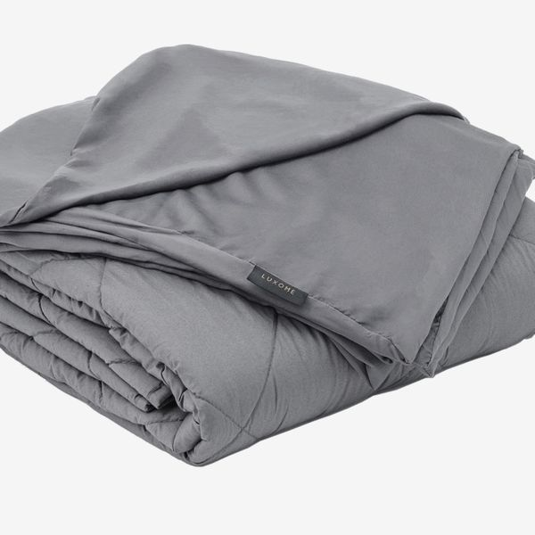 Luxome Cooling Weighted Blanket