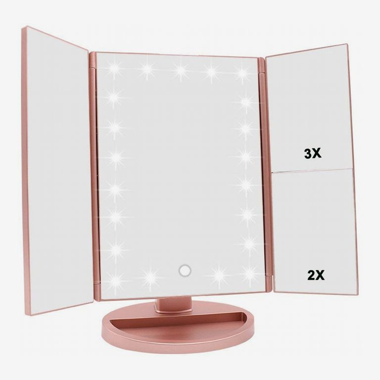 Weily Lighted Makeup Mirror