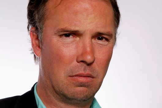 Comedian Doug Stanhope Says Amber Heard Is Blackmailing Johnny Depp