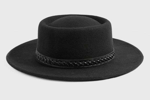Petra Round Felt Hat