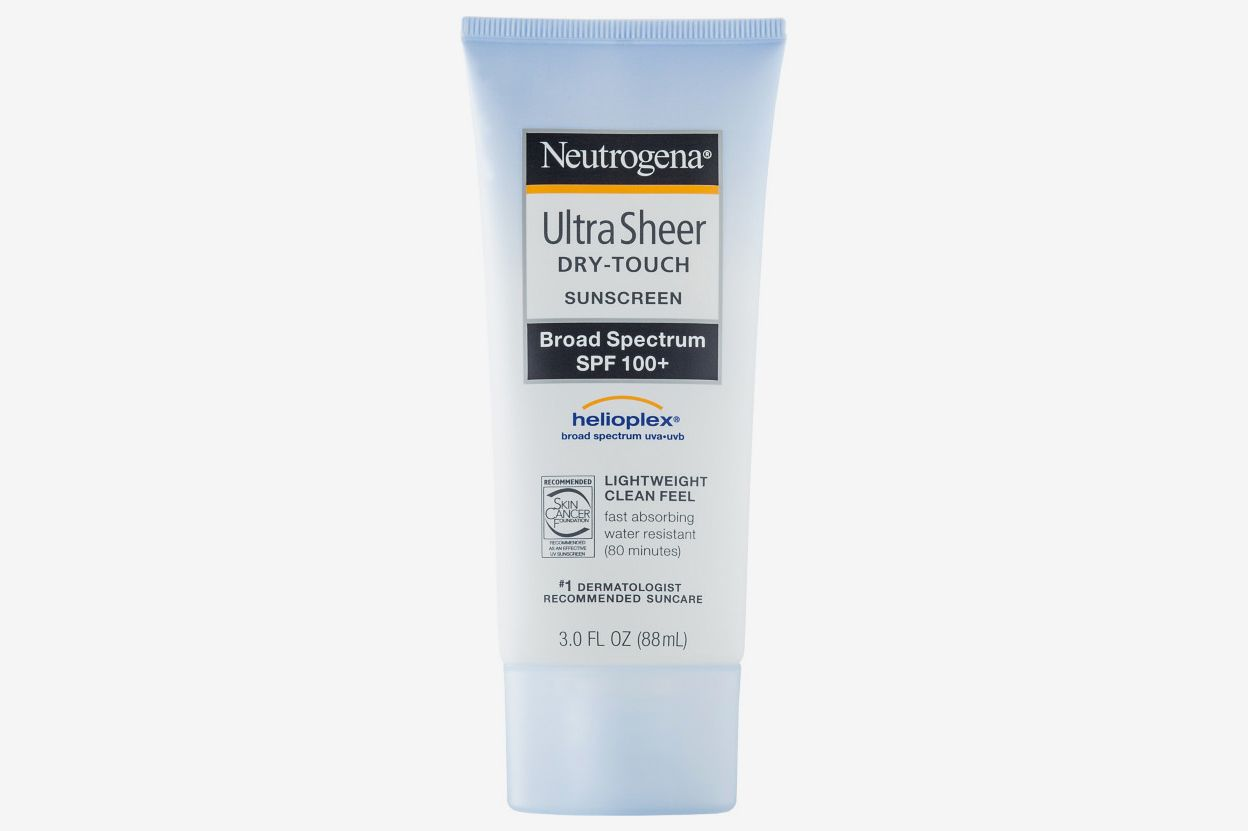 Neutrogena Ultra Sheer Dry-Touch Sunblock SPF 100