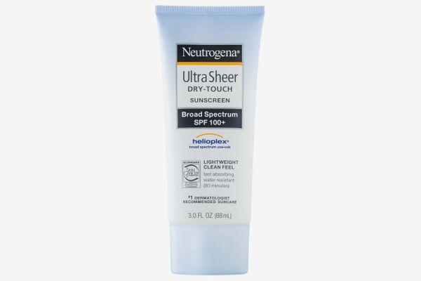 Neutrogena Ultra Sheer Dry-Touch Sunblock SPF 100