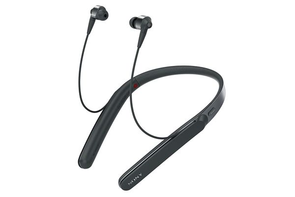 Sony Noise-Cancelling Wireless Behind-Neck Earbuds
