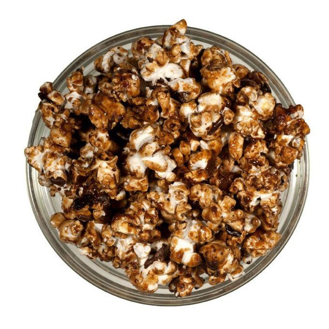 Roni-Sue Chocolates Chocolate-Coffee Caramel Corn
