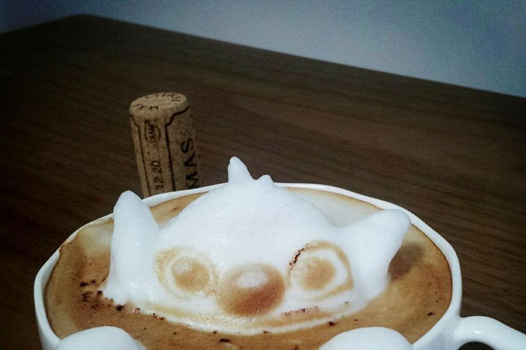 Check Out Barista Kazuki Yamamoto's Amazing 3-D Latte Art