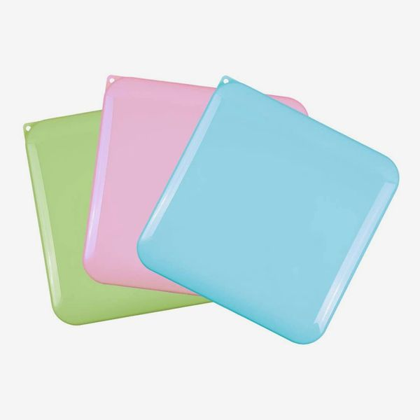 3 Pack of Portable Mask Storage Bag