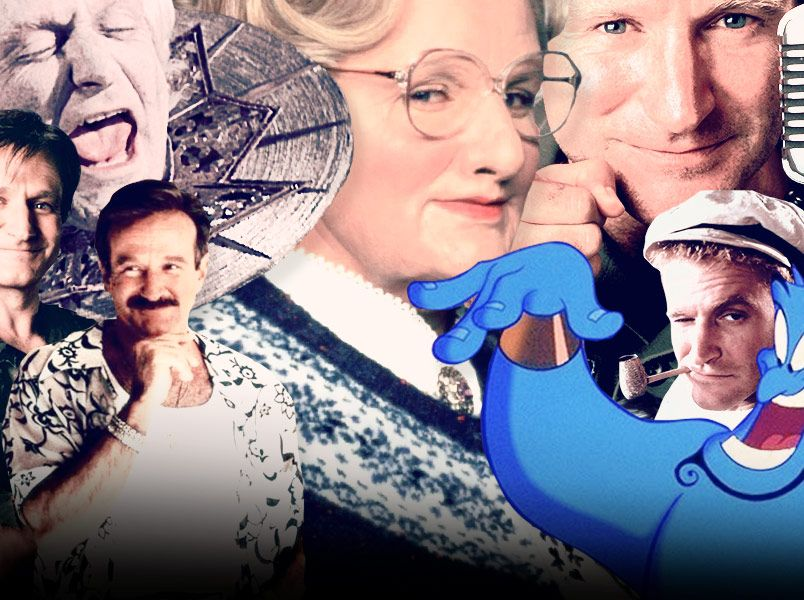 The 16 Best Robin Williams Movie Performances -- Vulture