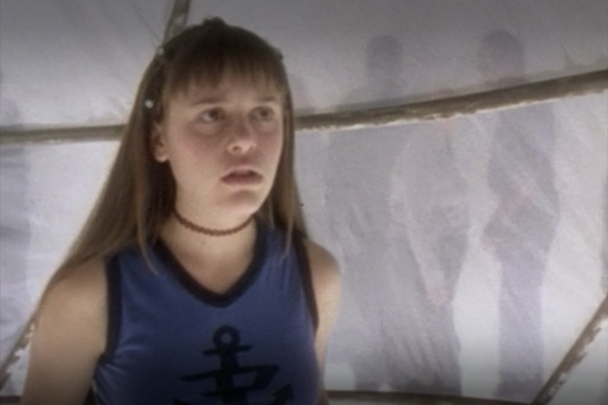 In So Weird , when Fi tries to help a girl who was locked but later she found that she was trapped in coma since decade.