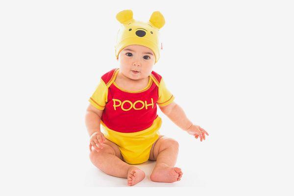 Disney Baby Bodysuit with Hat