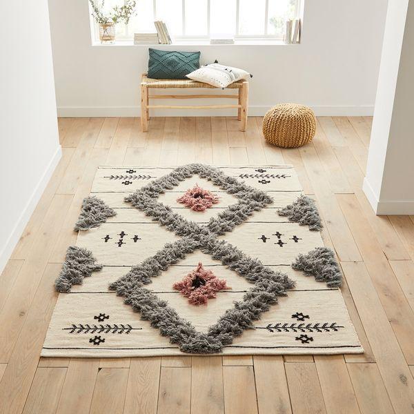 Melines Berber-style Rug