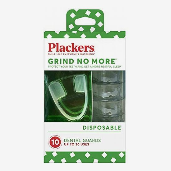 Plackers Grind No More Dental Night Guard