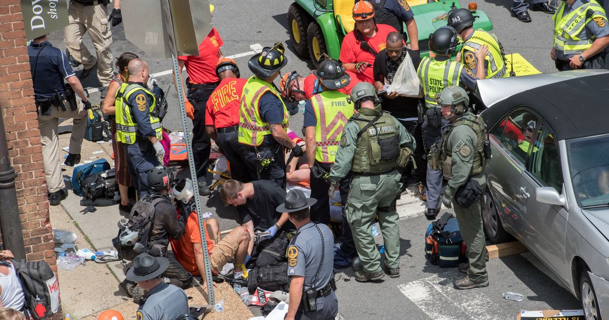 3 Dead and Dozens Injured After Violent White Nationalist Rally in Virginia
