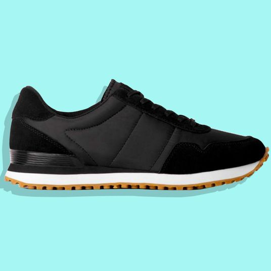 283c39f7bca807 The Perfect Black Sneakers If You Find Sneakerdom Exhausting