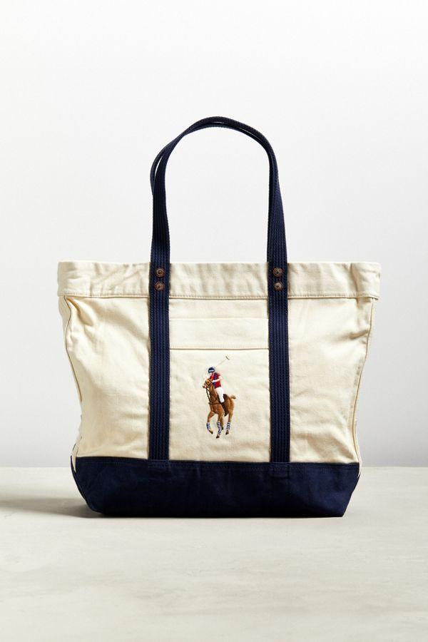 Polo Ralph Lauren Polo Player Tote Bag