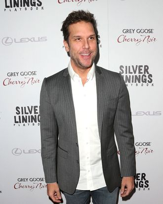 Actor Dane Cook attends the Screening Of The Weinstein Company's