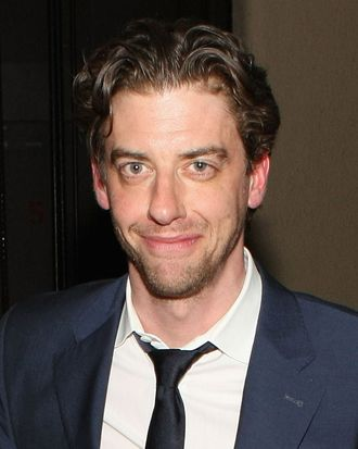NEW YORK, NY - APRIL 05: Actor Christian Borle attends the Media Opening for Kinky Boots on Broadway, 'KinkyBway', After Party at the Mariott Marquis on April 5, 2013 in New York City. (Photo by Bennett Raglin/Getty Images for Kinky Liqueur)