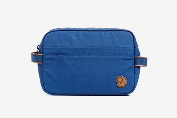 Fjällräven Travel Toiletry Bag in Deep Blue