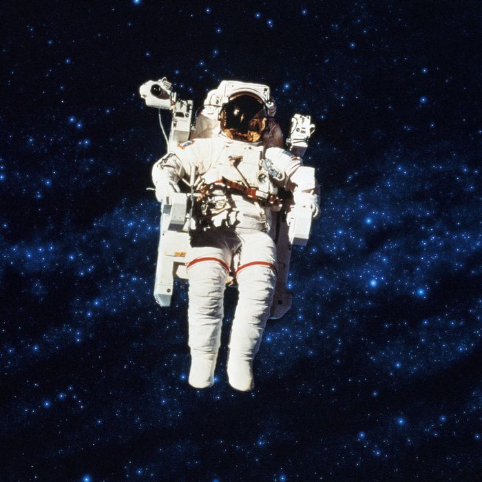 Here's What Happens To Your Brain In Space -- Science Of Us