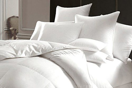 The Ultimate White Down Goose Alternative Comforter Duvet Insert