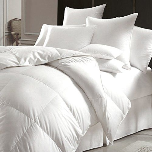 Lavish Comforts White Down Goose Alternative Comforter