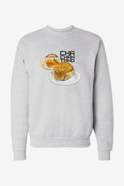 Welcome to Chinatown Cha Chan Tang x Made in Chinatown Crewneck