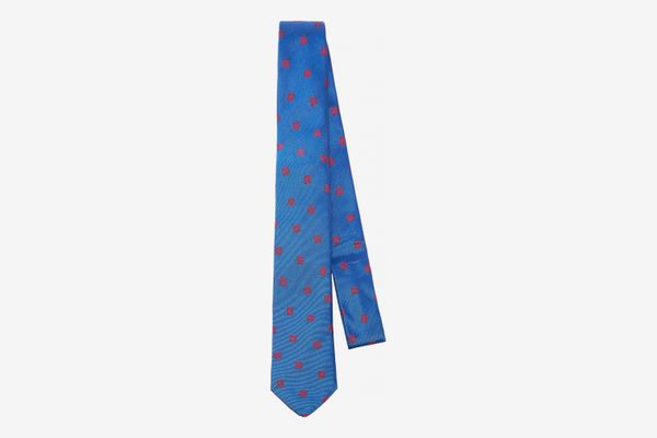 Givenchy Logo-Jacquard Silk Tie