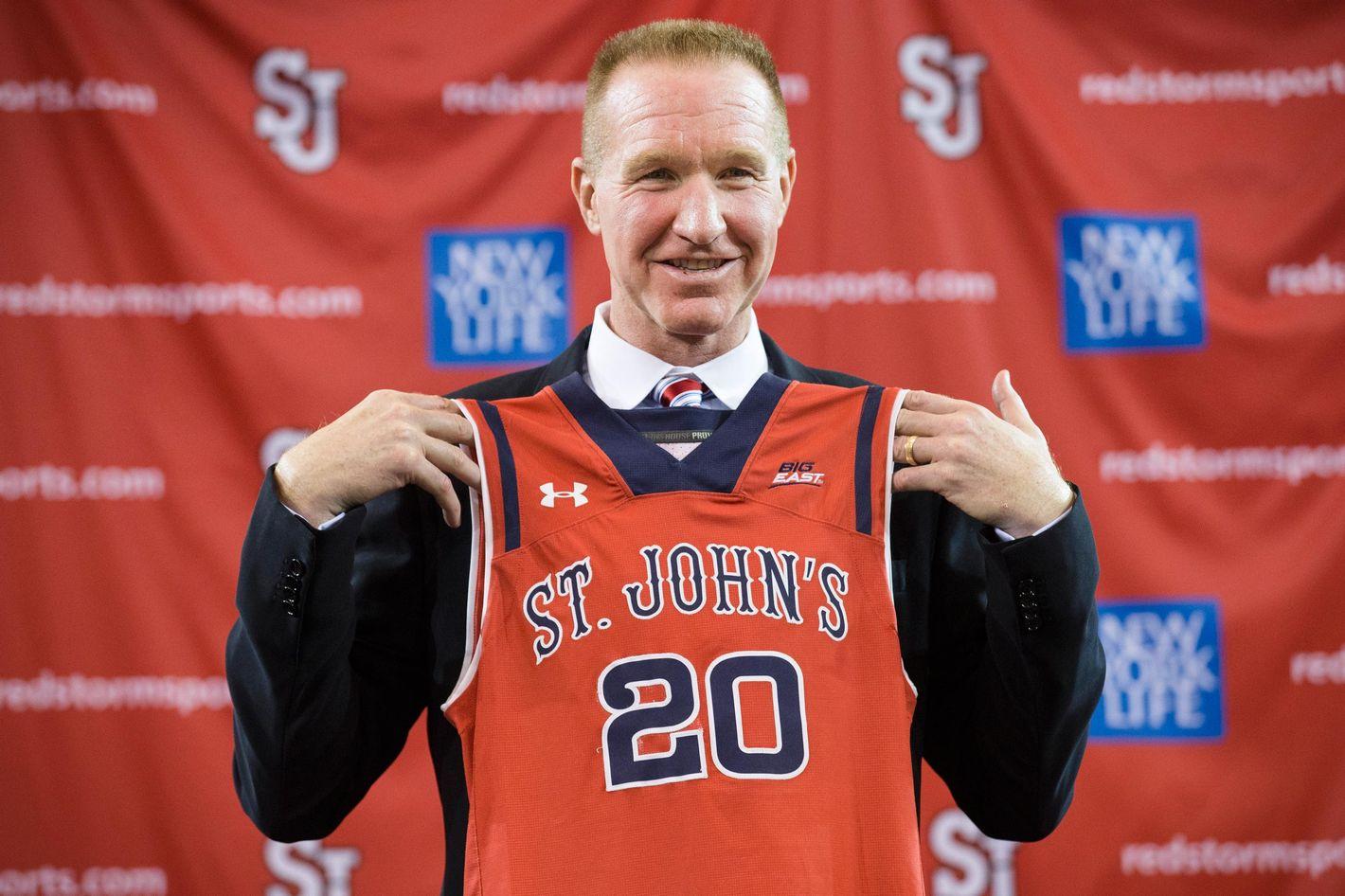 Can Chris Mullin Save St John s Basketball