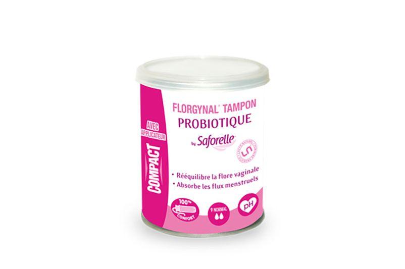 Saforelle Florgynal Probiotic Tampon