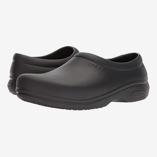 Crocs On The Clock Work Slip-On