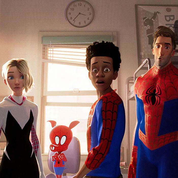 Spider Man Into The Spider Verse Stream Deutsch