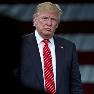Presidential Candidate Donald Trump Holds Florida Town Hall Event