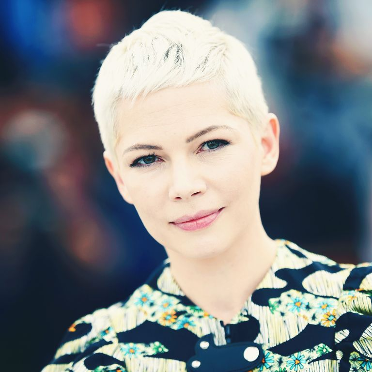 905524a9ab64 Michelle Williams Reportedly Engaged to New York FinancierShe was spotted  wearing a heart-shaped diamond ring.